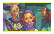 Phantasy Star Online Dream Cast